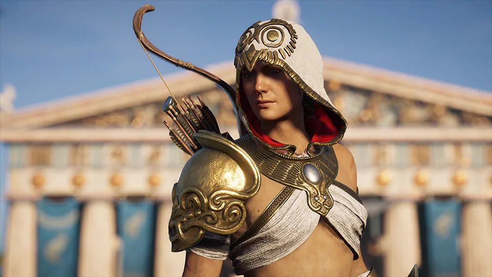 Assassin's Creed Odyssey: latest Lost Tales of Greece drops, Shadow