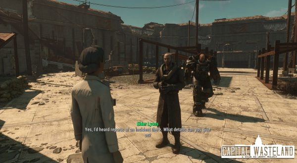 Fallout 3 remake mod Capital Wasteland is back in development
