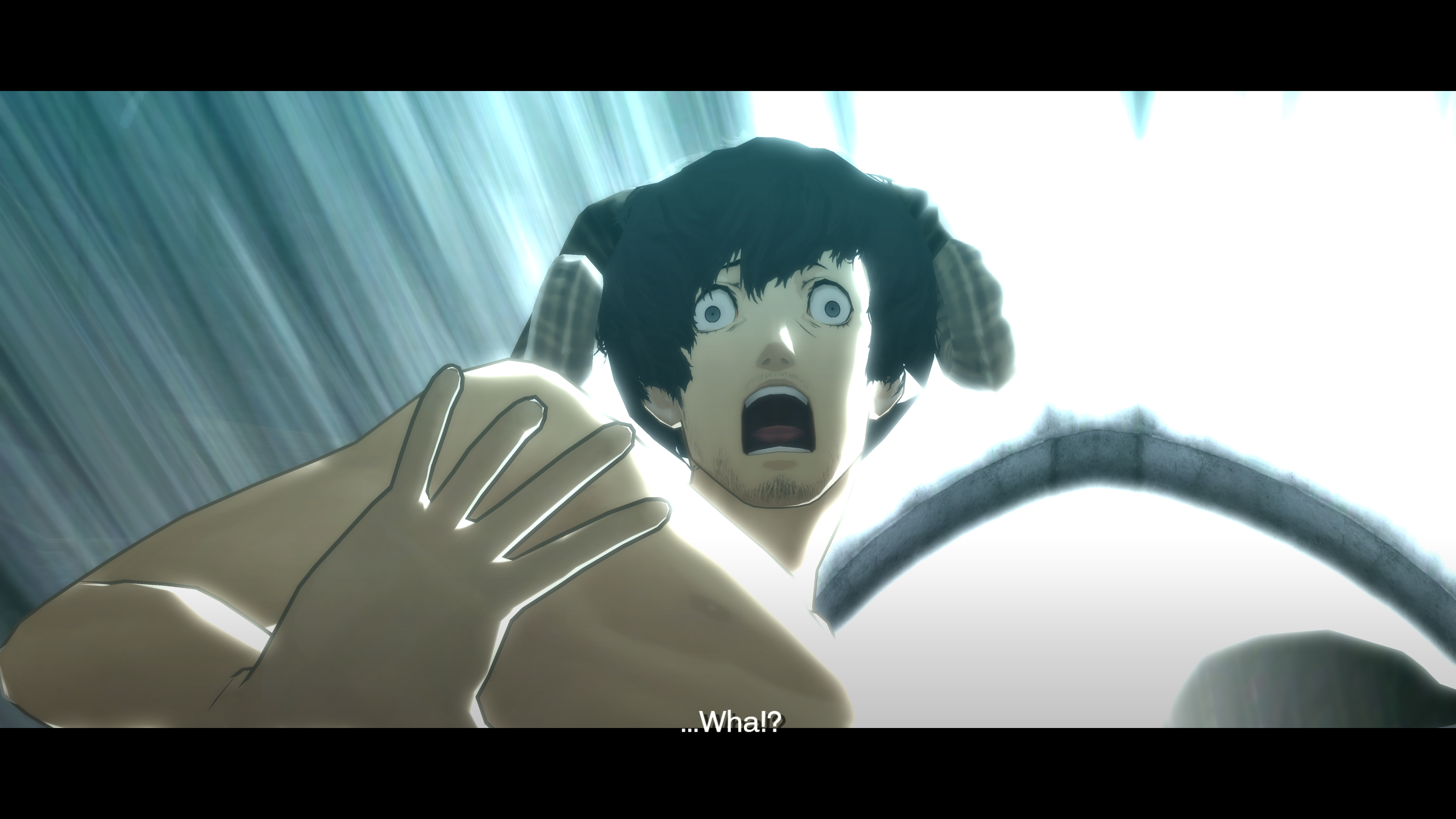 Here's a quick look at Catherine Classic on PC running at 4K - and