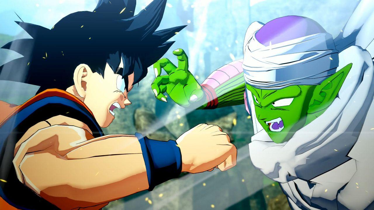 Dragonball Z Goku  Anime Character