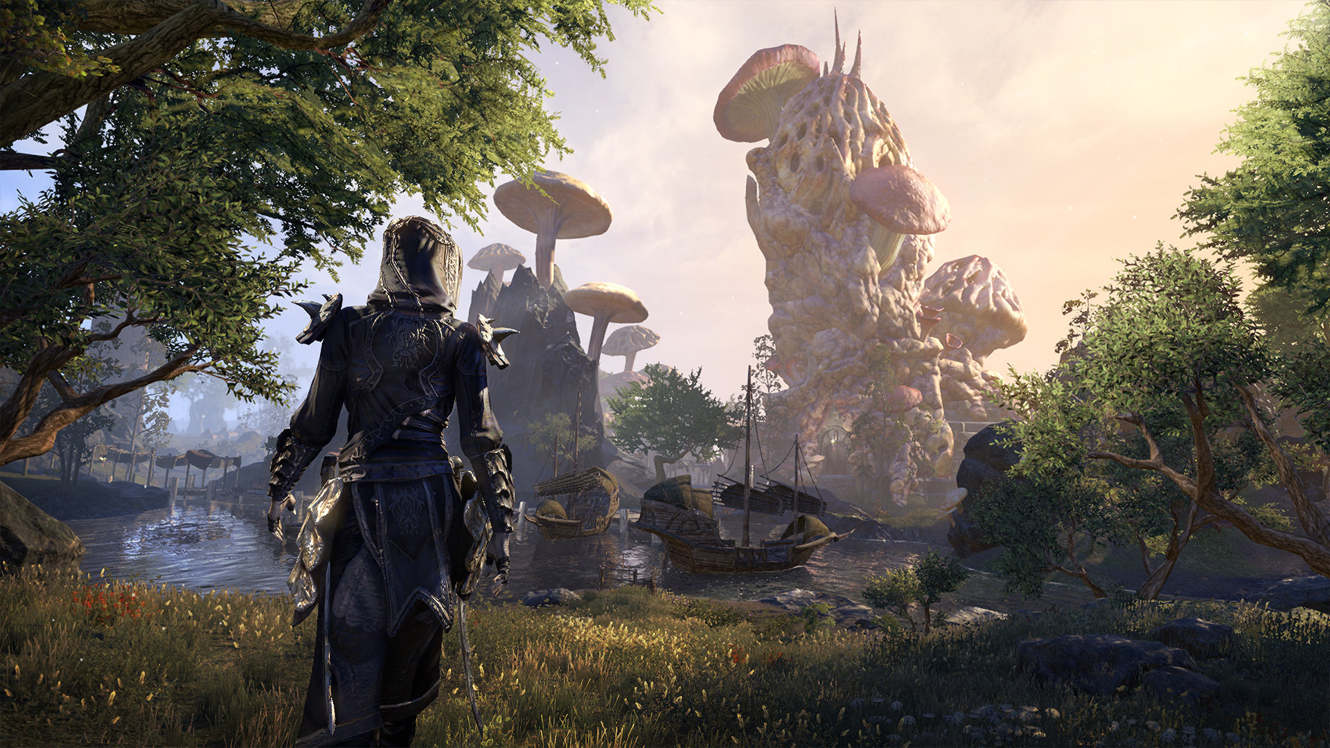 As Fallout 76 struggles, The Elder Scrolls Online just keeps getting