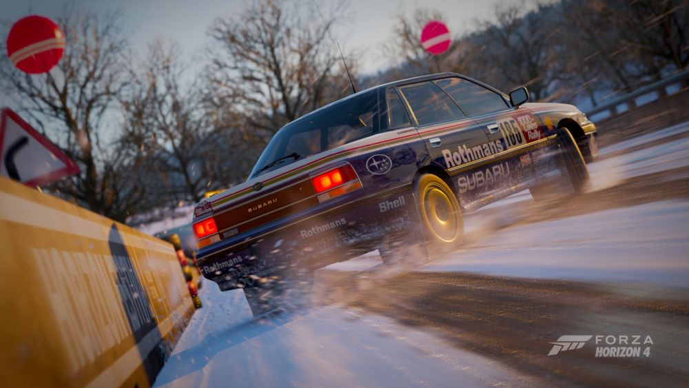 Forza Horizon 4 removes Floss and Carlton emotes in latest update