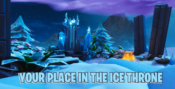fortnite season 7 weekly challenges - fortnite creative codes escape the ice king