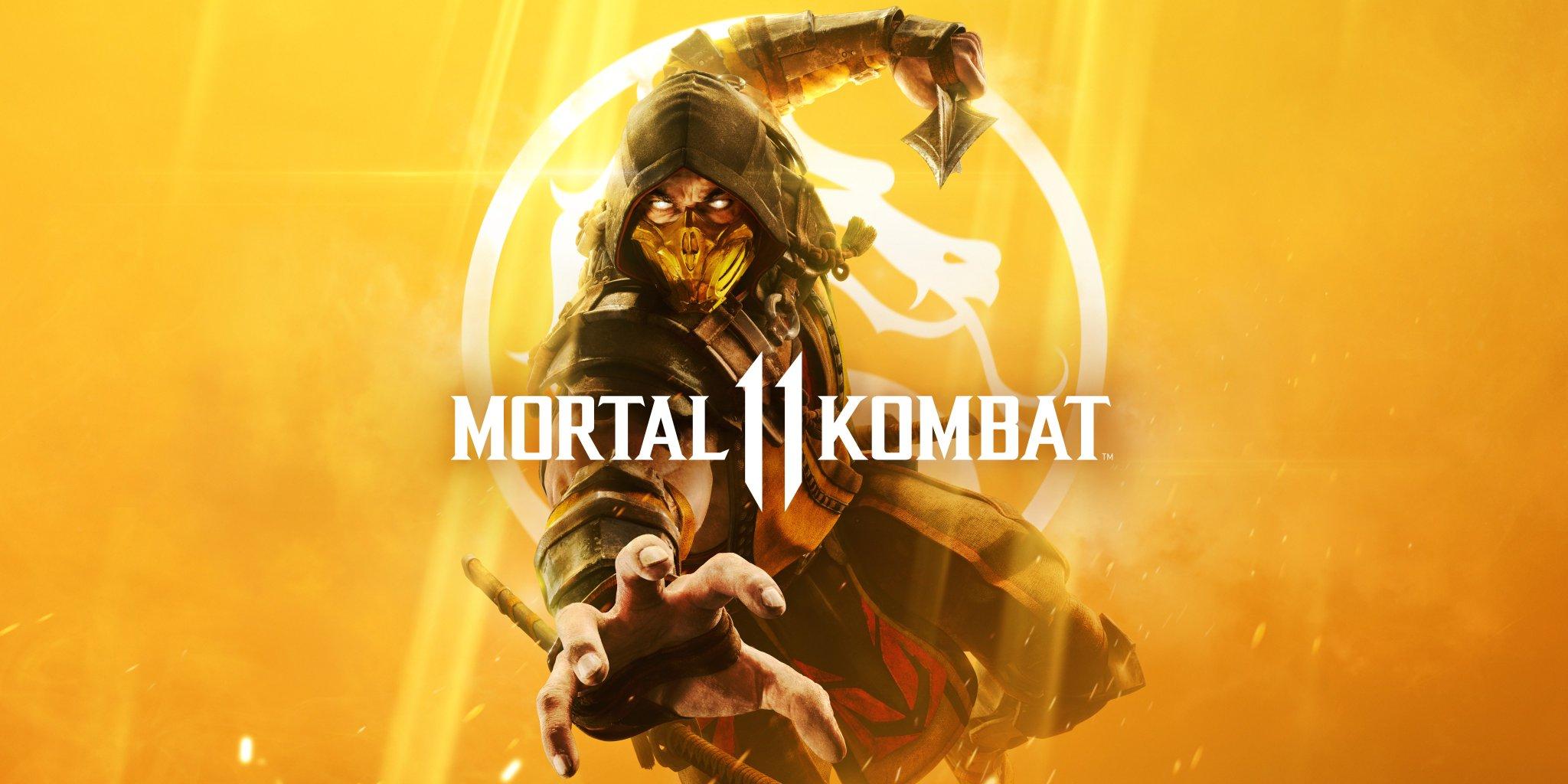 Mortal Kombat 11 launch trailer brings back the classic theme