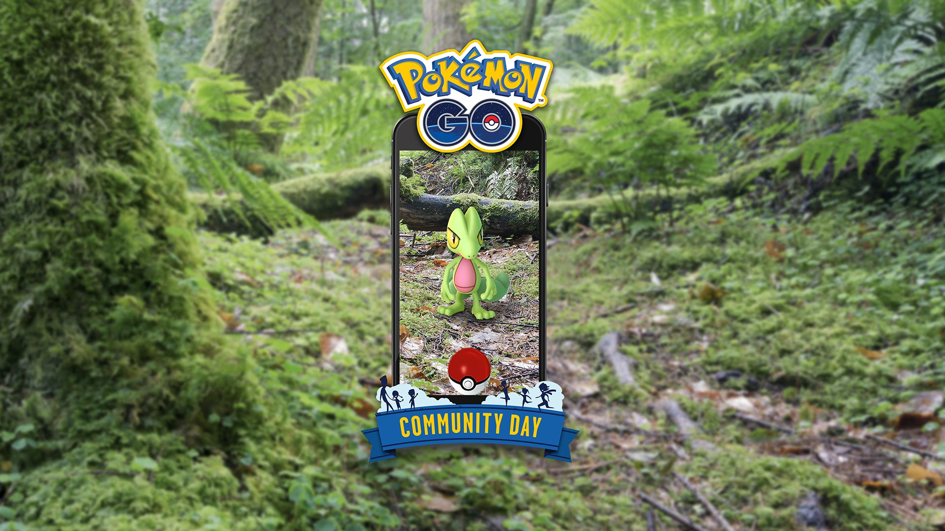 Pokemon Go Community Day event start time and event rewards: shiny Treecko and Sceptile, fast egg hatching, exclusive move