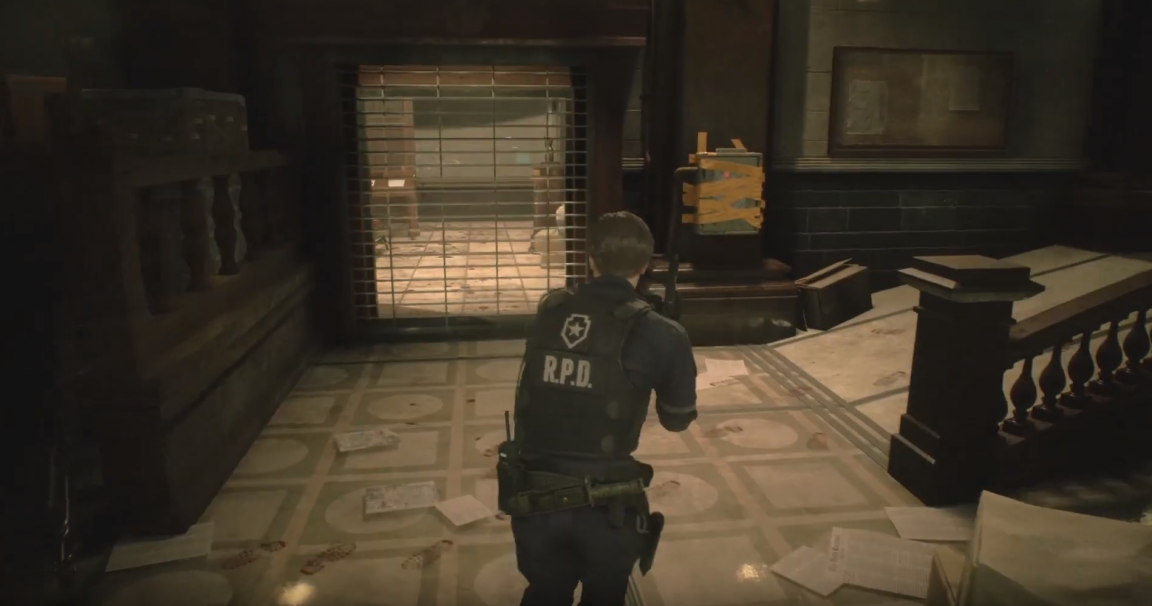 Resident Evil 2 Remake Walkthrough – S Rank Leon A Part 1: RPD - GG365