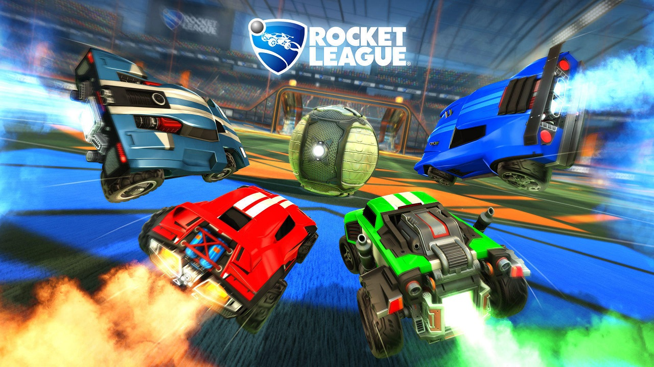 Rocket League finally gets full cross-platform support on PS4