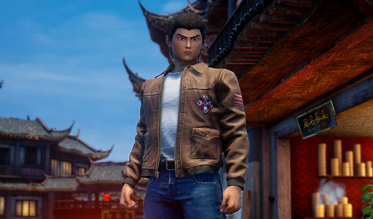 The latest Shenmue 3 trailer shows actual gameplay footage, proving it does indeed exist