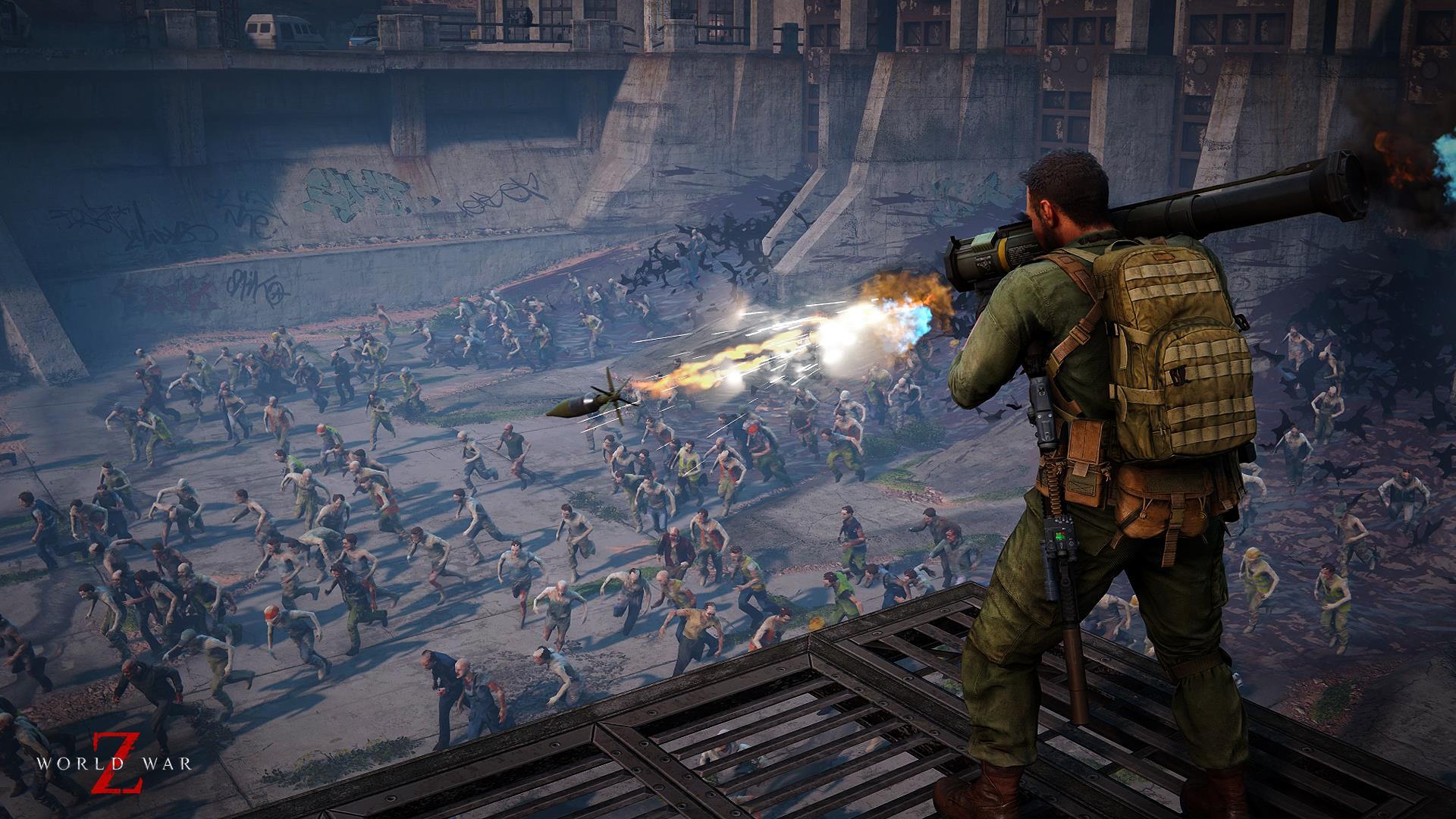Epic Games Store is World War Z's biggest digital platform, says dev - VG247