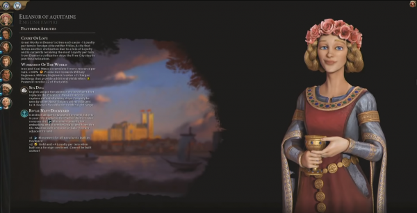 Civilization 6: Gathering Storm – new leaders, talents and items