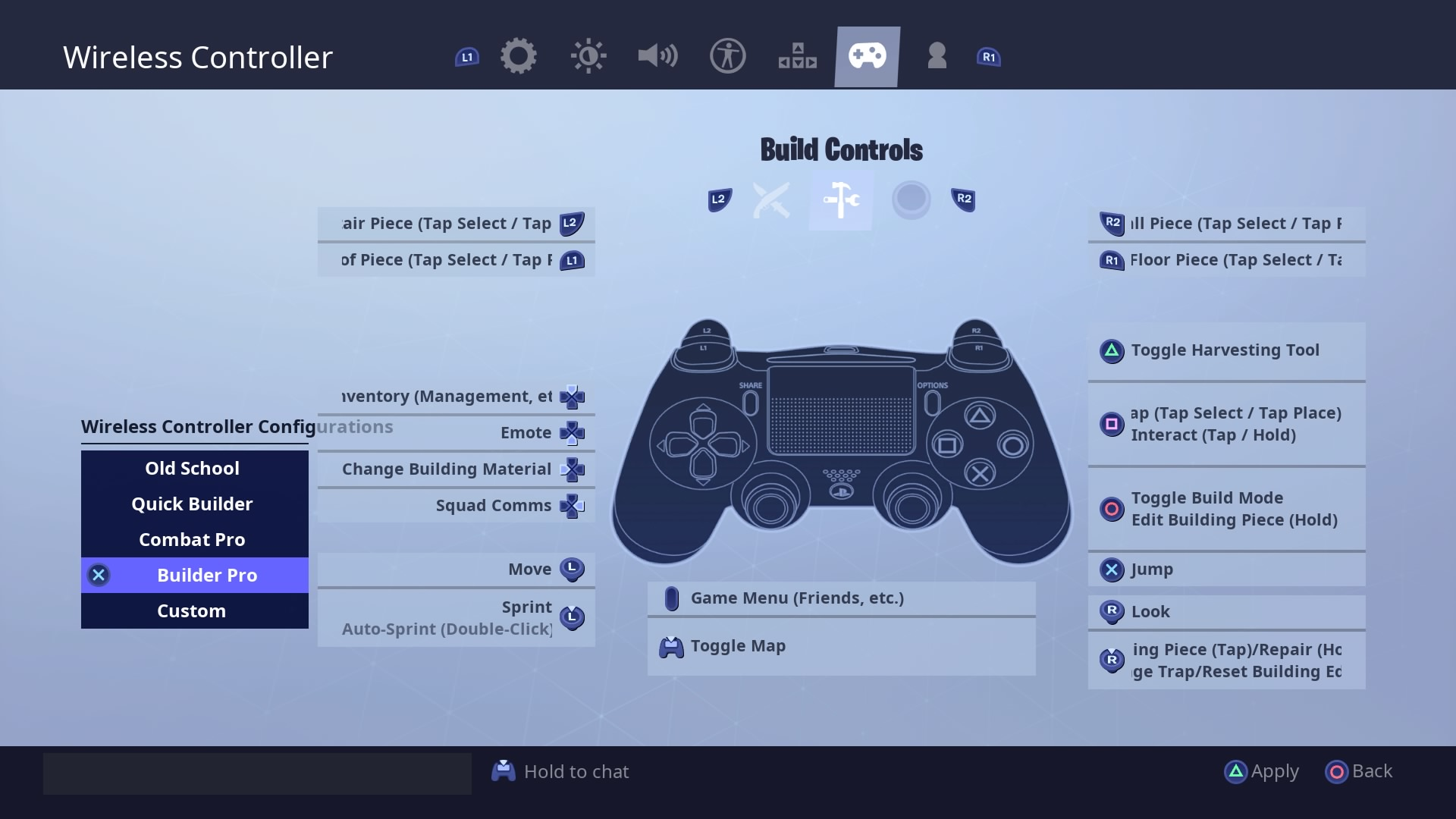Fortnite Best Settings Competitive guide: Best Keybindings