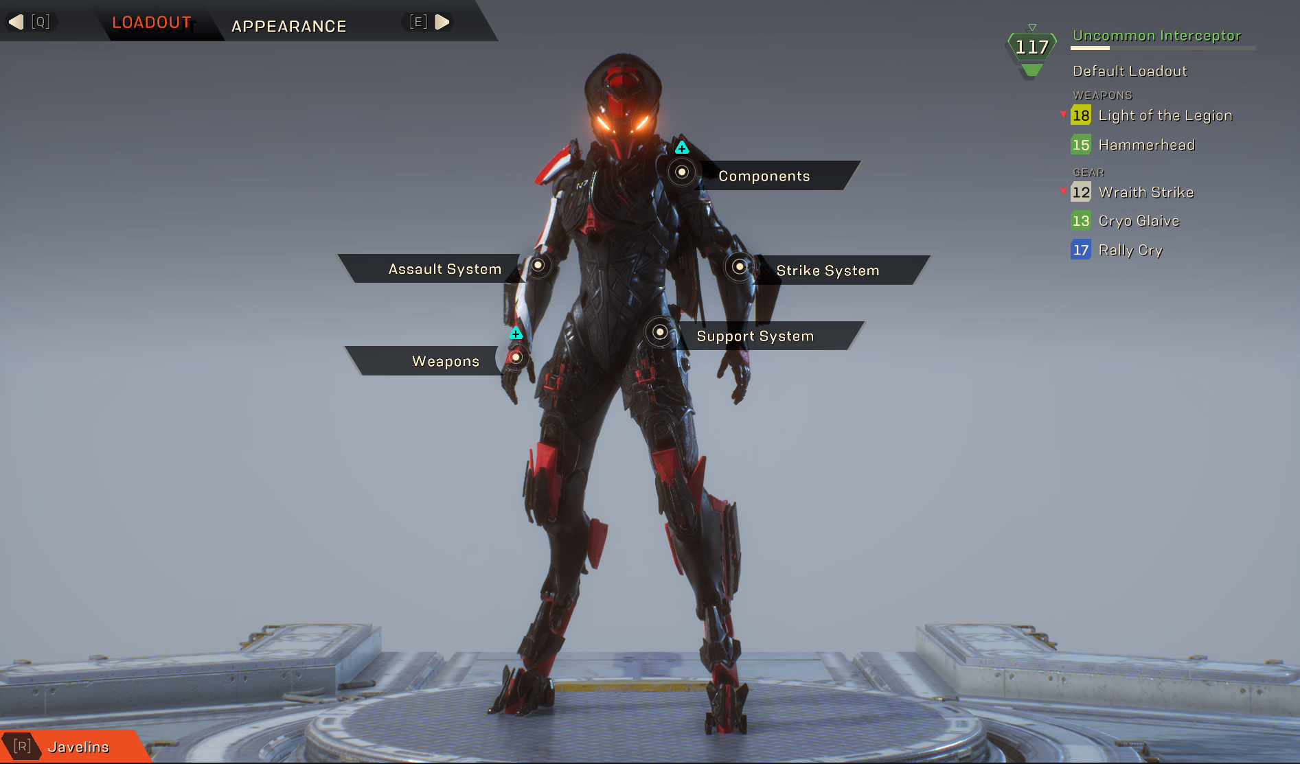 Anthem: best Javelin for you - all Javelin classes explained - VG247