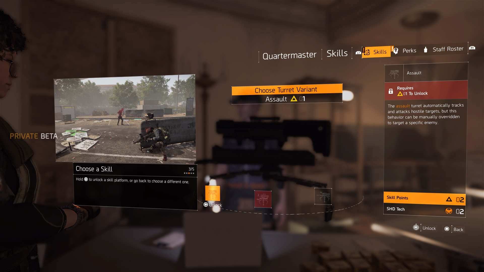 The Division 2 Private Beta Issues And Fixes