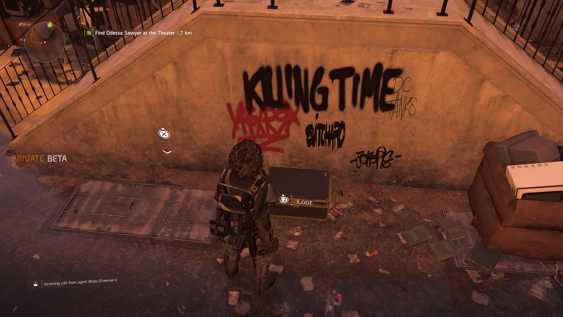 The Division 2 open beta: tips to take back D C  - VG247