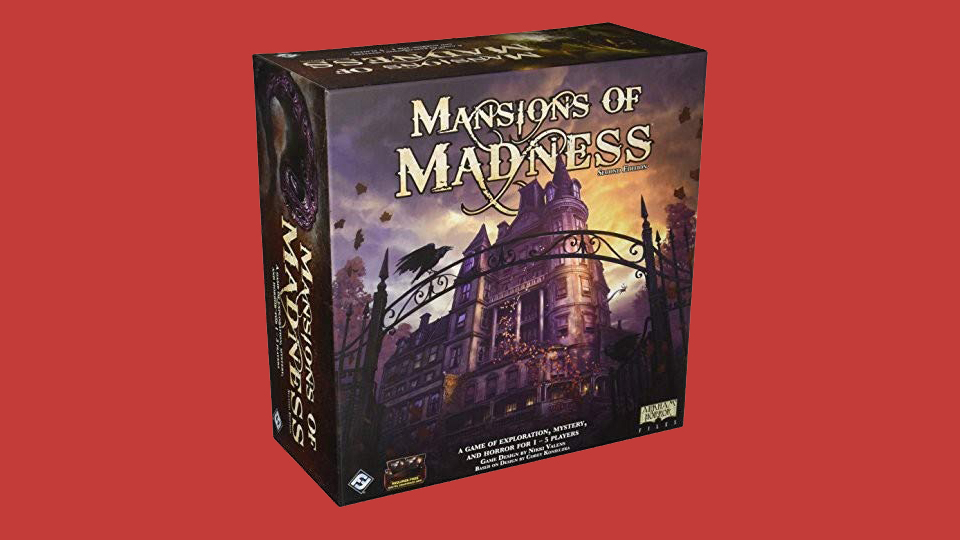 Nab Mansions of Madness for under £60
