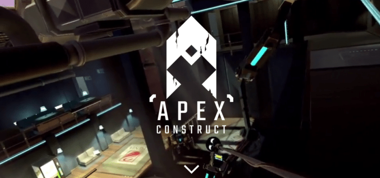 VR title Apex Construct sees a surge in sales after getting mistaken for Apex Legends