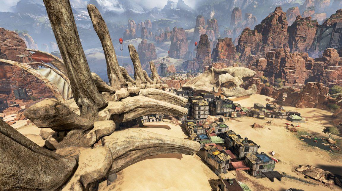 Apex Legends dev plans to evolve battle royale –