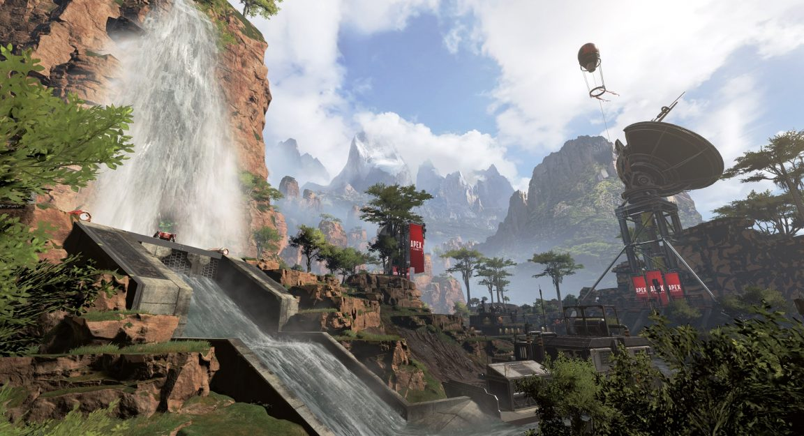 Apex Legends had over 2.5 million players in its first day