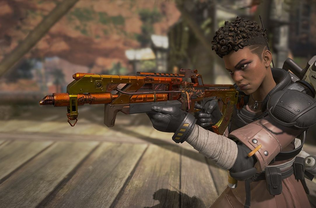 Apex Legends is getting a new weapon today