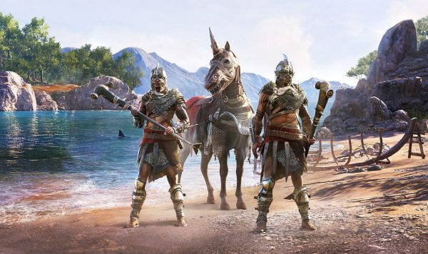 Assassin's Creed Odyssey: here's what's included in title update 1.1.4 this month