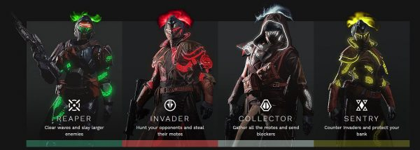Destiny 2: Season of the Drifter – begin time, Gambit Prime