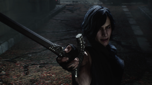 Devil May Cry 5's new character V plays unlike any other in the