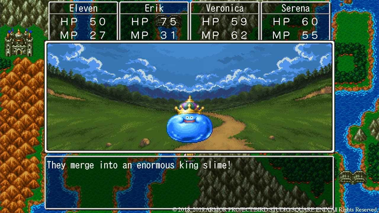 Dragon Quest 11 for Switch includes extra content and modes