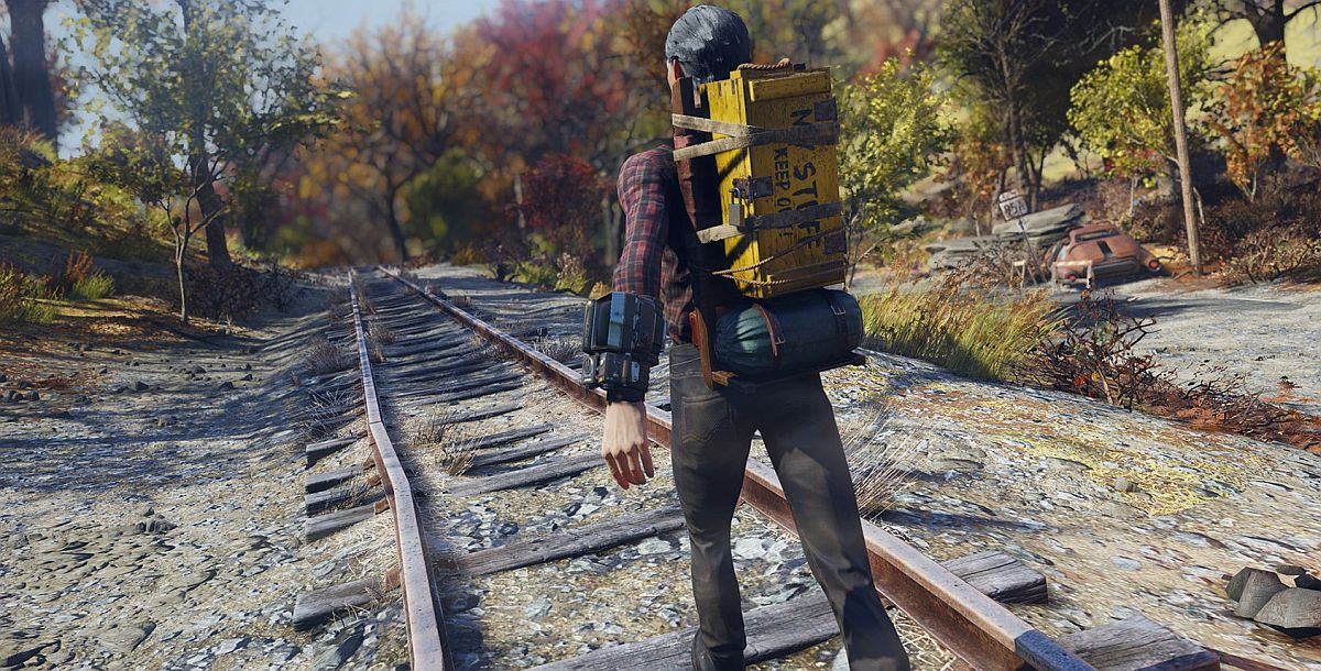 Fallout 76 roadmap outlines upcoming seasons, Wild Appalachia