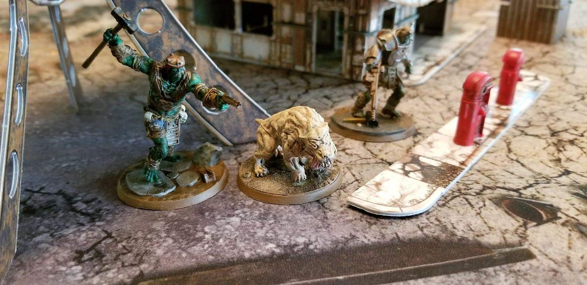 Fallout: Wasteland Warfare review - a tactical and granular Fallout combat game