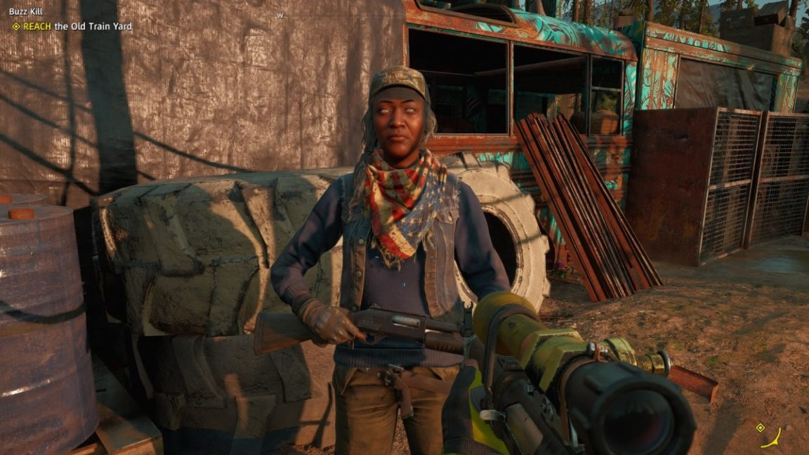 Image result for Grace far cry new dawn