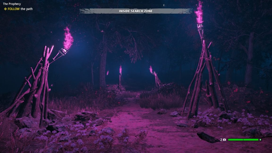 Far Cry New Dawn: The Prophecy – how to align the amulet