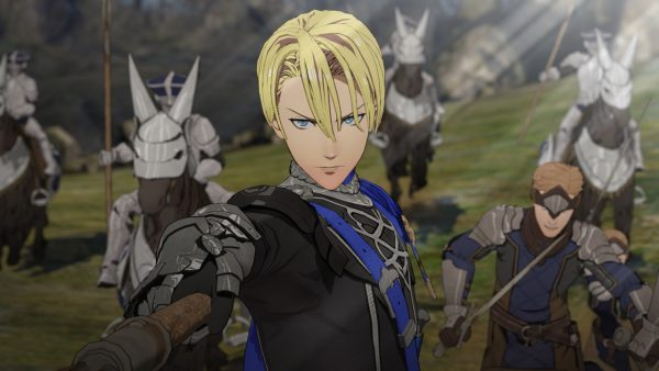 Same-sex relationships confirmed for Fire Emblem: Three Houses