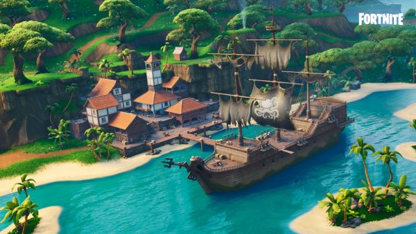 Fortnite battle royale update v8 20 patch notes preview