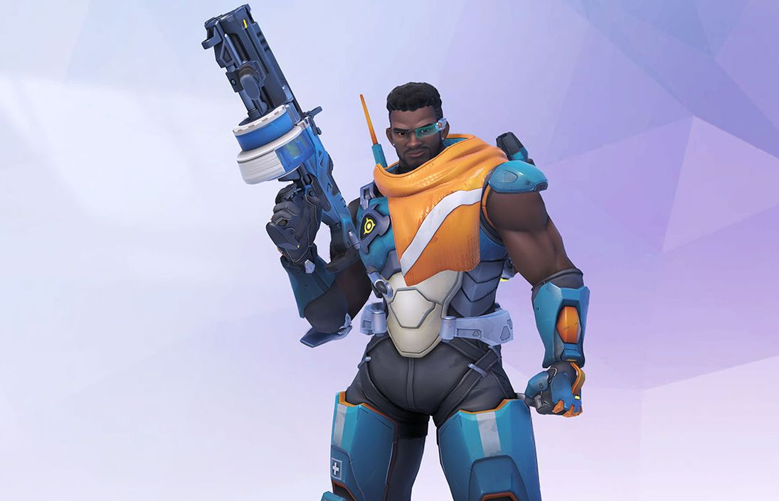 Overwatch patch adds Baptiste to the game along with some