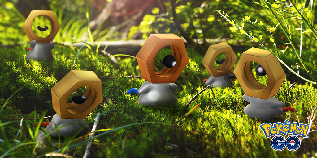 Pokemon Go adds to the Lunar New Year festivities with a Shiny Meltan - VG247