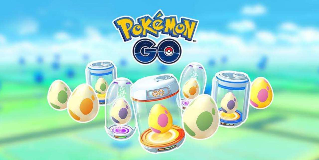 Pokemon Go Egg Chart: 2km, 5km, 7km and 10km egg hatches for