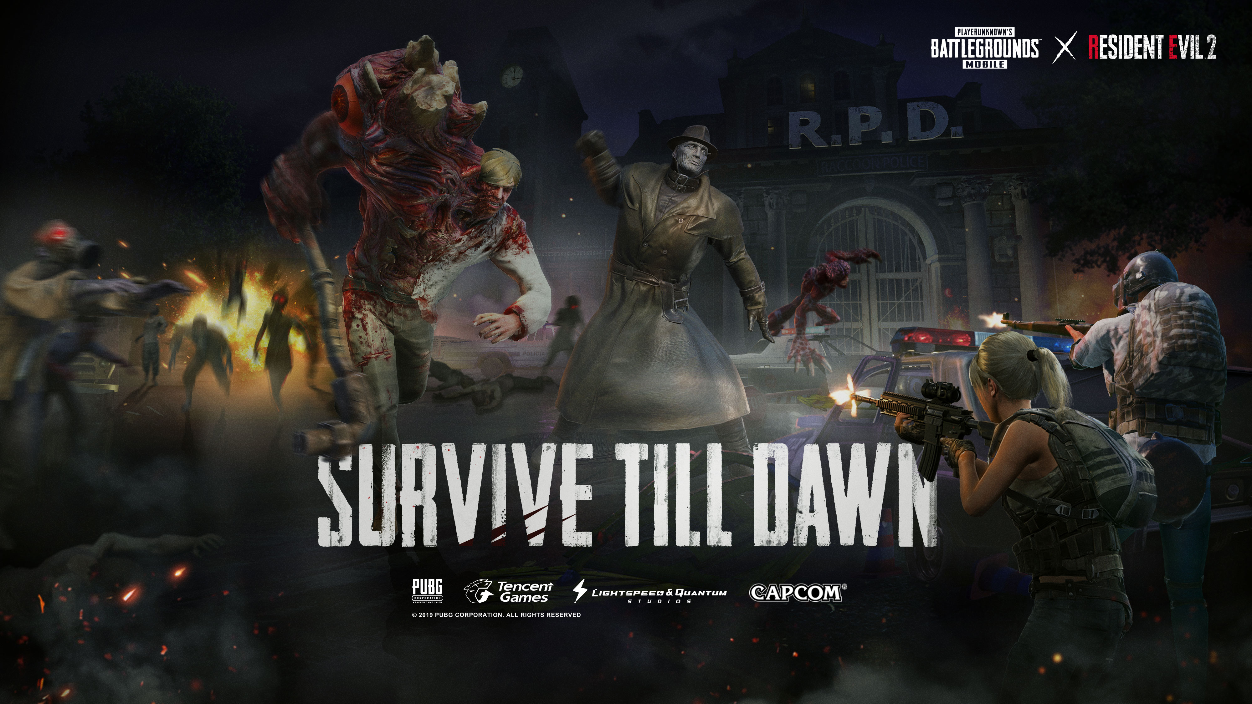Pubg Mobile X Resident Evil 2 Cross Over Event Mode Is Live -