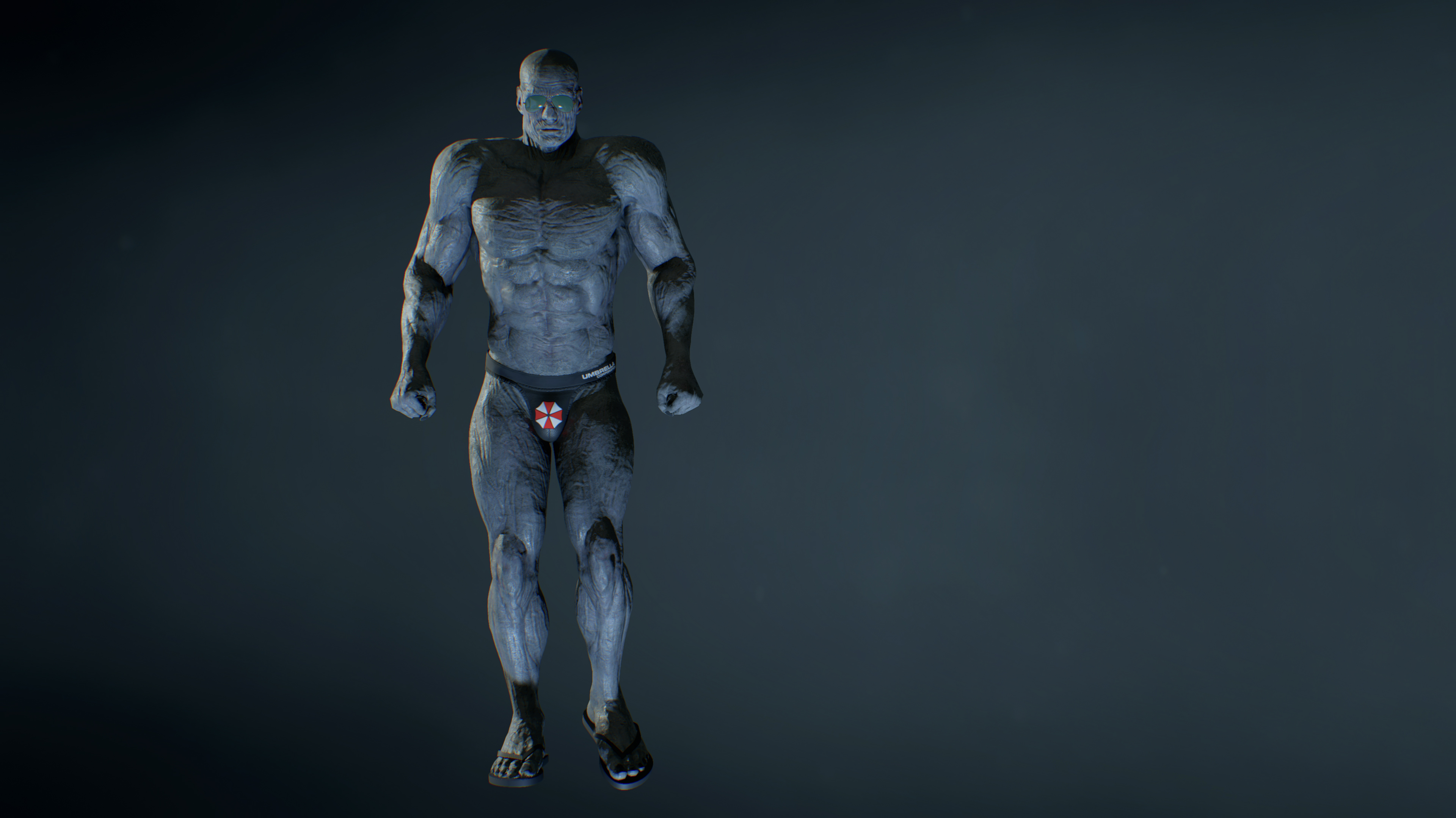 b8736e6e3980f If you own Resident Evil 2 Remake on PC and want to give misterhecks   Beachboy X mod a try