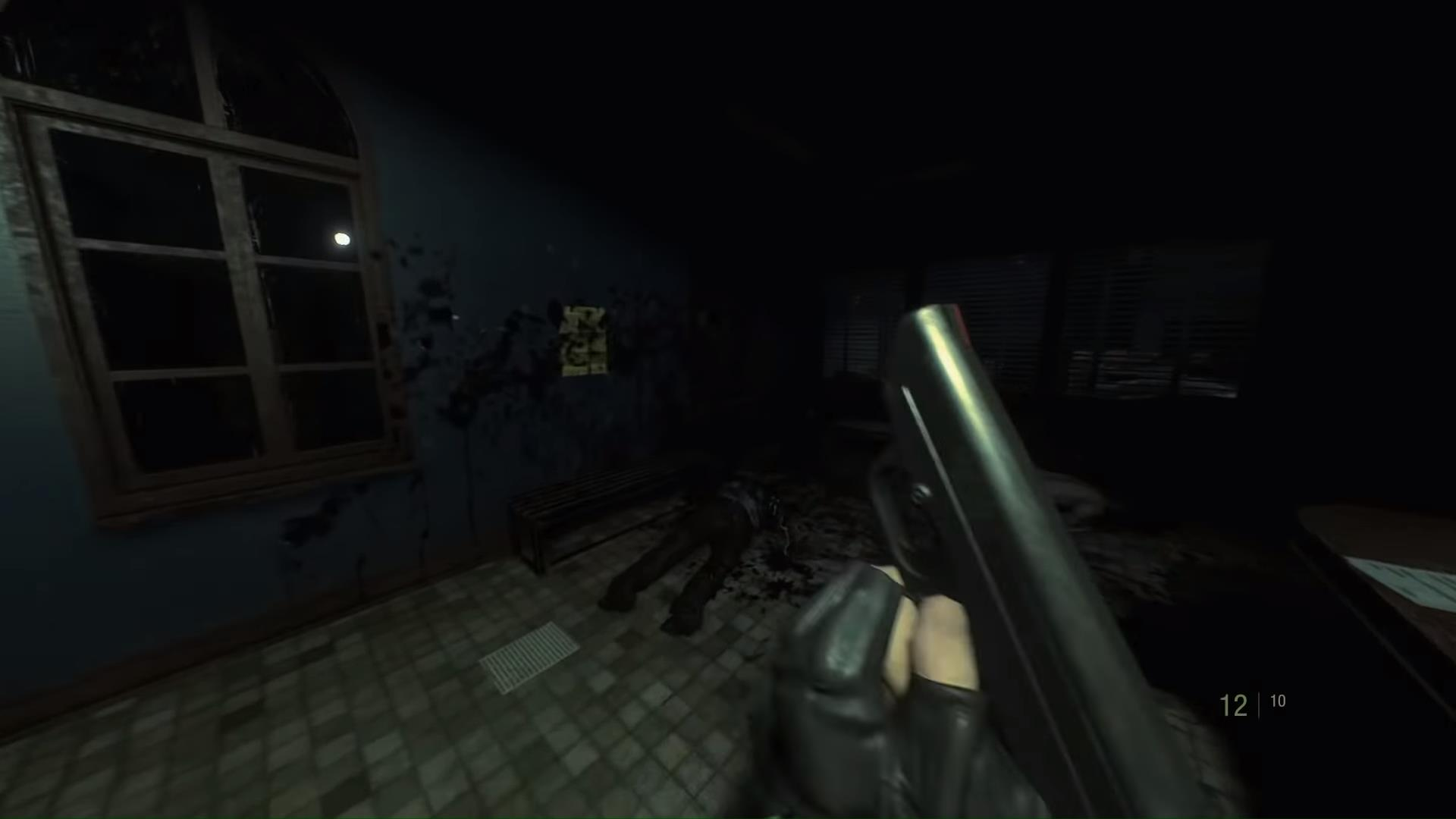 Resident Evil 2 Remake gets first-person mod - VG247