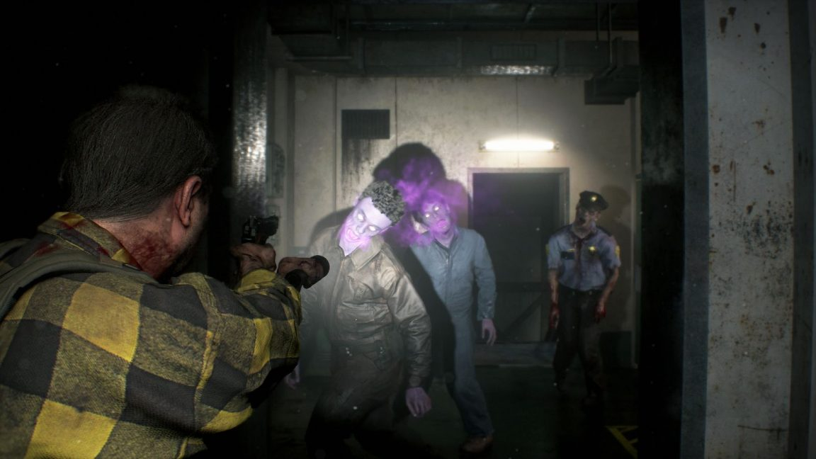 Resident Evil 2 Ghost Survivors