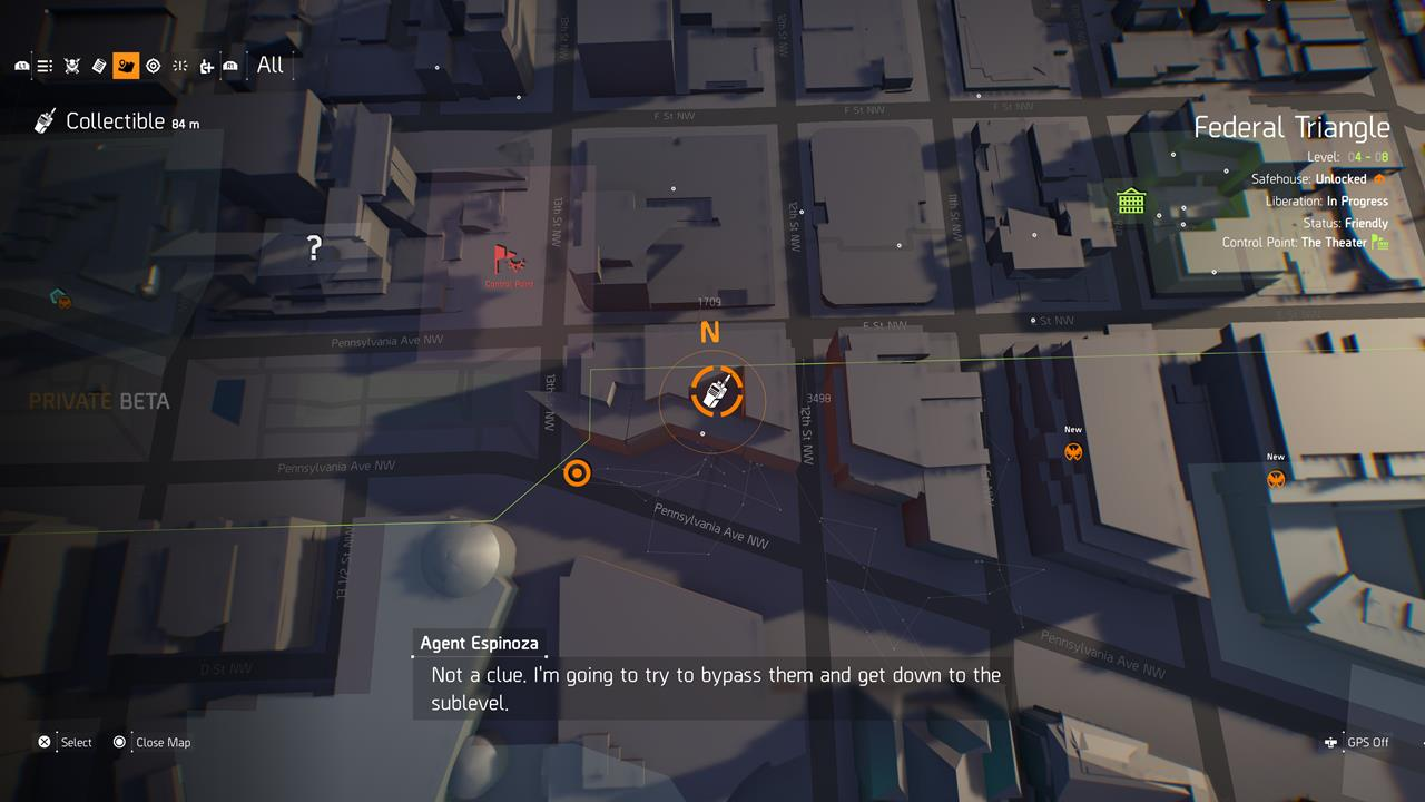 The Division 2: Dead Drops Comms location guide - VG247