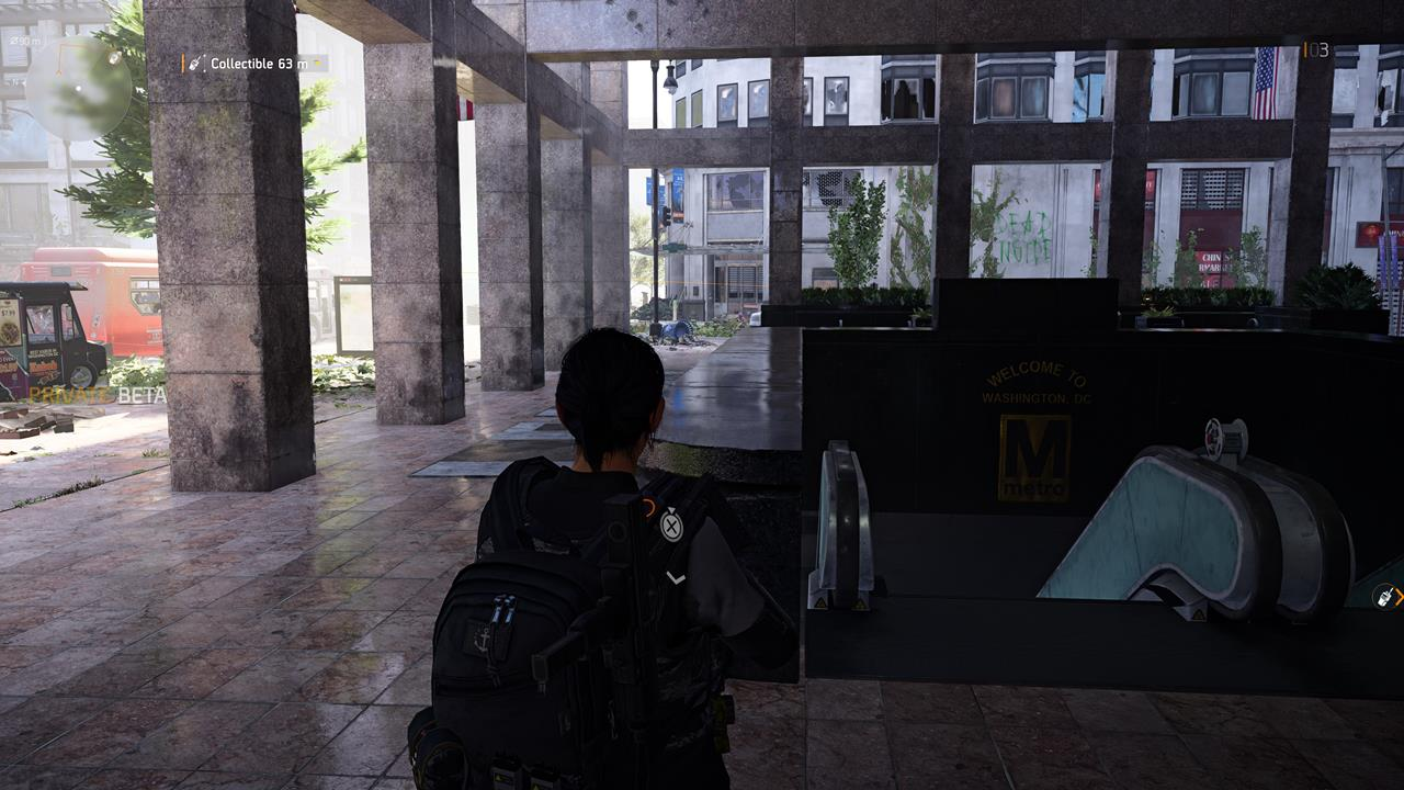 Division 2: Artifacts location information