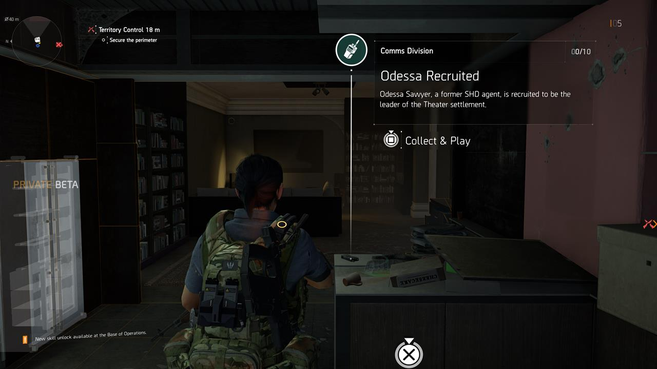 The Division 2: Division Comms location guide - VG247