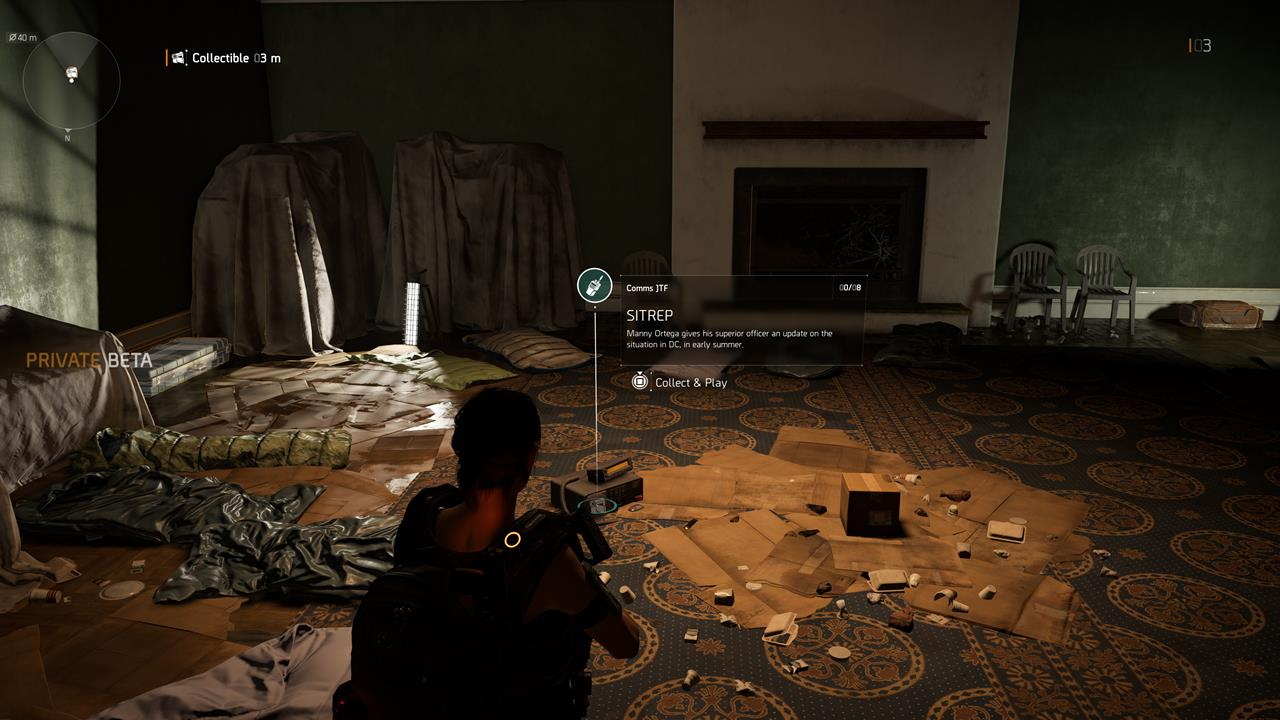The Division 2: JTF, True Sons, and Unknown Comms locations
