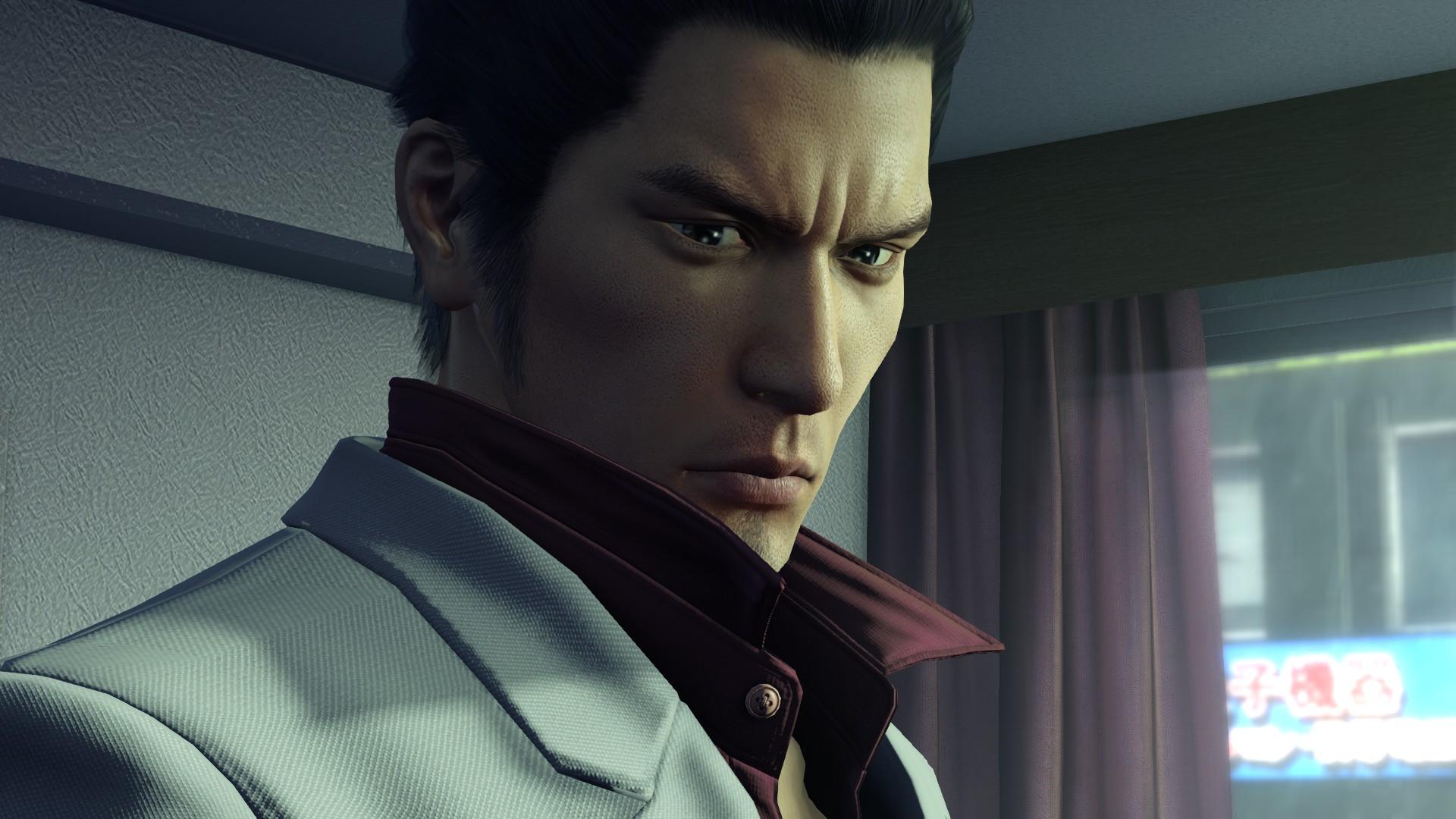 Yakuza Kiwami is available today on PC through Steam