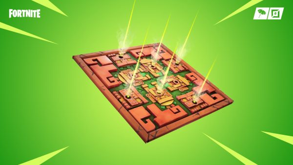Fortnite v8 20 update adds Floor is Lava LTM, Poison Dart Trap