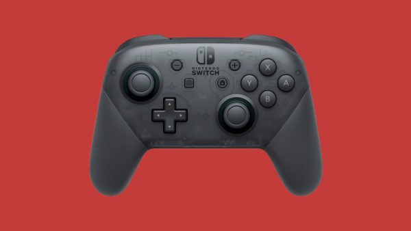 GAMING ZONE : Get a Pro Wireless Nintendo Switch controller