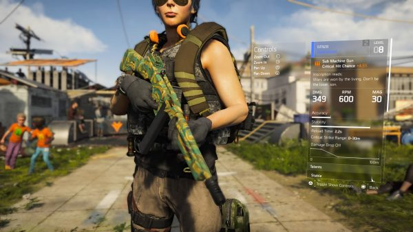 The Division 2 best early weapons guide: what should you
