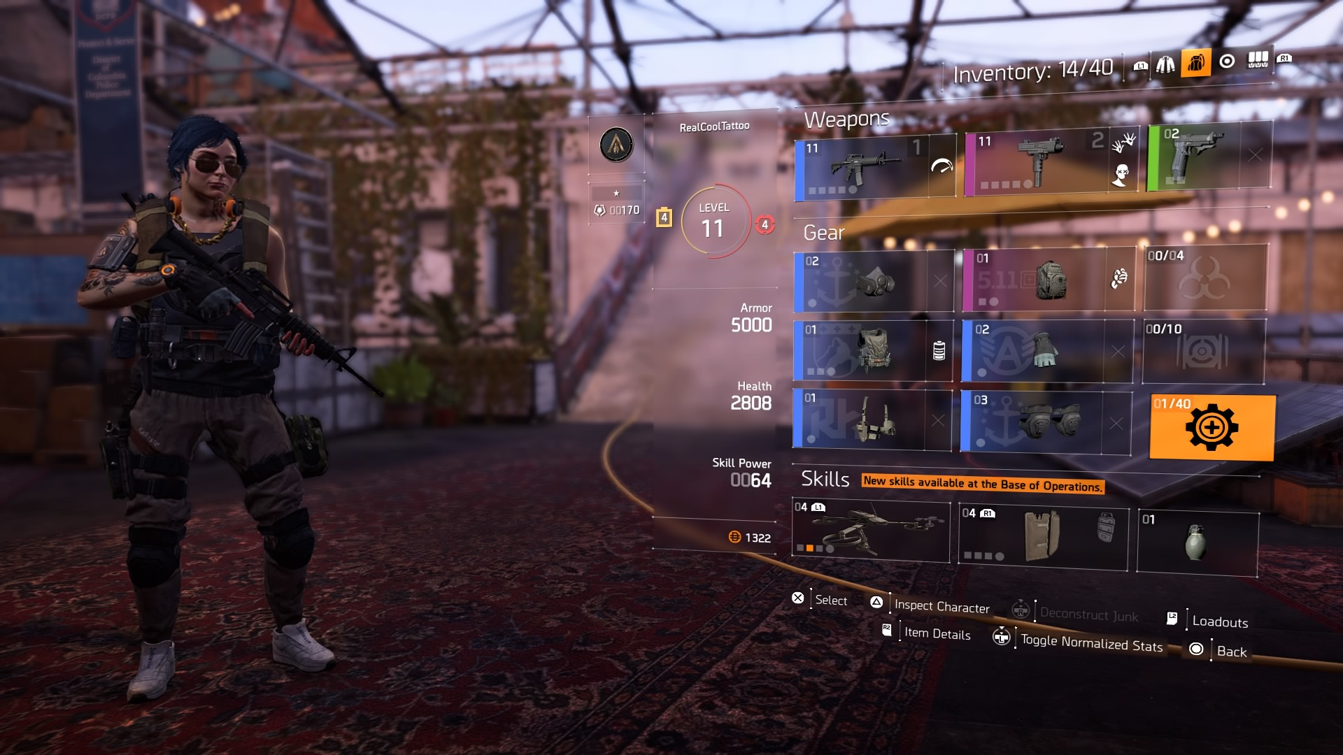 The Division Best Gear Mods | Pwner