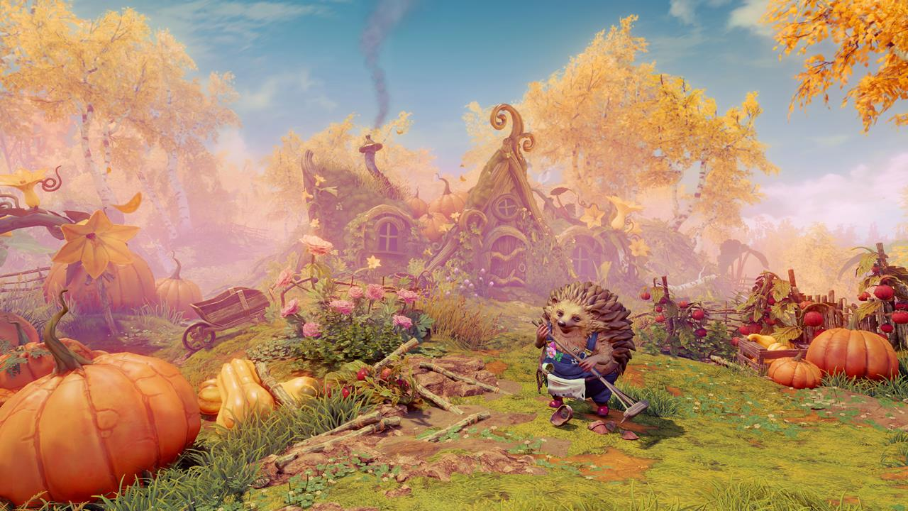 Trine 4 and Trine: Ultimate Collection release date set for October 8